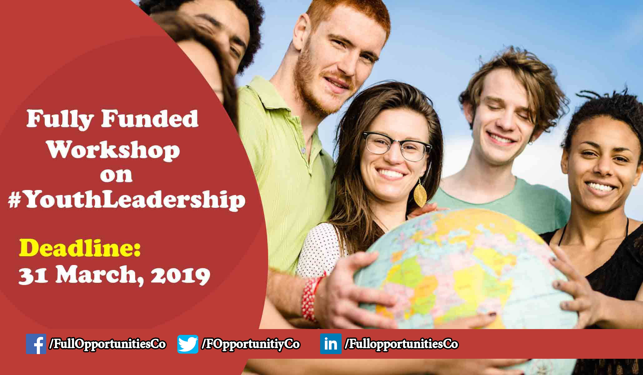 5th Youth Leadership workshop on GCED 2019