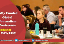 Global Investigative Journalism Conference in Germany 2019
