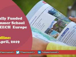 Summer School In CZECH Republic Europe
