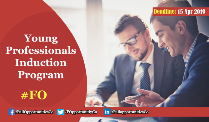 Young Professionals Induction Program