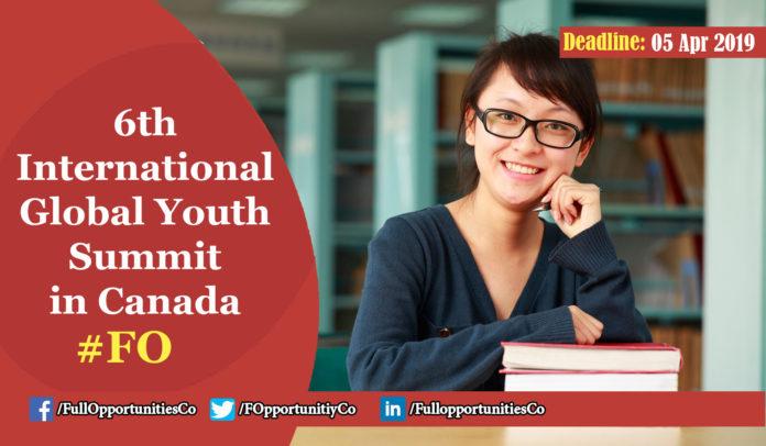 6th International Global Youth Summit