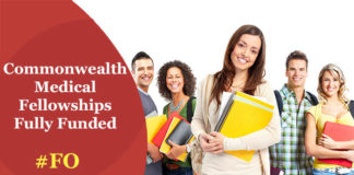 Commonwealth Medical Fellowships 2019 (Fully Funded)