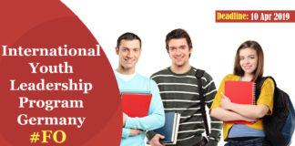 International Youth Leadership Program Germany 2019