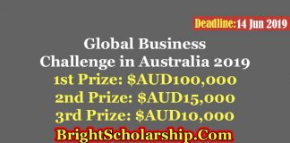 Global Business Challenge in Australia 2019