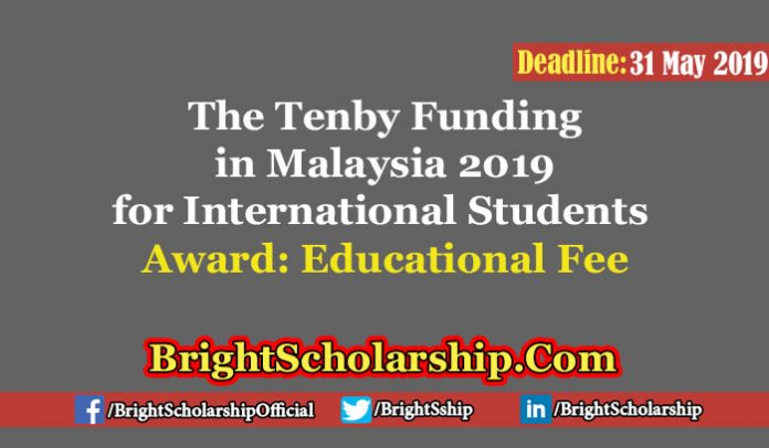 The Tenby Funding in Malaysia 2019