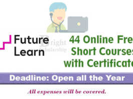 44 Online Free Short Courses with Certificates 2021