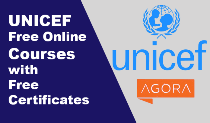 UNICEF Online Free Courses with Free Certificates 2020