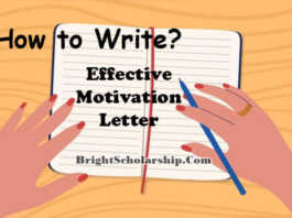 How to Write an Effective Motivation Letter 2021 Complete Guide