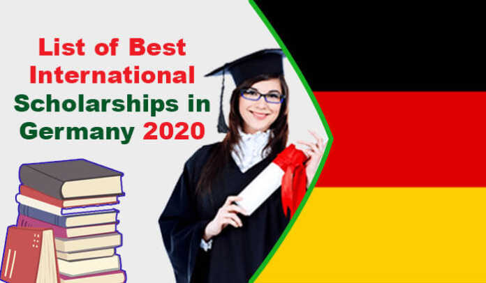 List of Best International Scholarships in Germany 2020